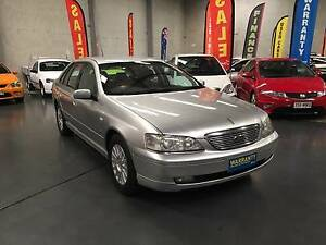 FORD FAIRLANE GHIA DUAL FUEL GAS AND PETROL  FAST FINANCE CALL Arundel Gold Coast City Preview