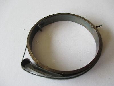 JUNGHANS Uhrenfeder Feder 7,5 x 0,37 mm Aufzugfeder für Uhrwerk Uhr clock Wecker
