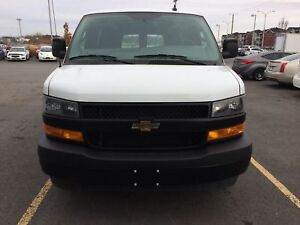 2018 Chevrolet Express 2500 LOCATION COMMERCIAL DISPONIBLE