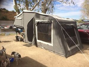 Off Road Camper 7x4 Birkenhead Port Adelaide Area Preview