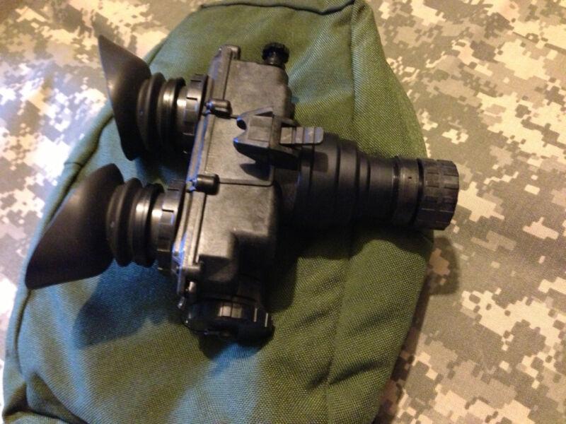An/pvs-7b Pvs-7 Night Vision Goggles Nvg Gen3 New Generation 3