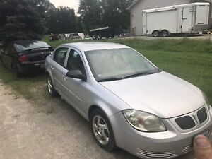 2007 Pontiac G5 Base PARTS CAR.