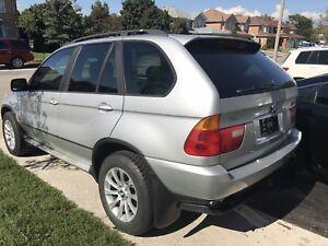 2003 BMW X5 E53 3.0i Runs & Drives AS-IS