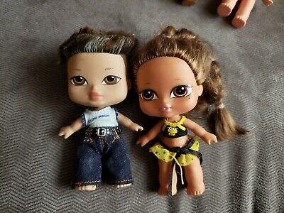 "5"" Bratz Babyz Yasmin and Ethan"