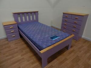 King single bedroom set SYDNEY DELIVERY &ASSEMBLY AVAILABLE Windsor Hawkesbury Area Preview
