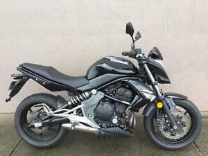 2011 Kawasaki ER6N Full Power Model Parramatta Park Cairns City Preview