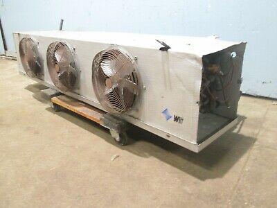 Witt Mma 124 H.d. 3 Fans 130hp 115v Walk In Cooler Low Profile Evaporator