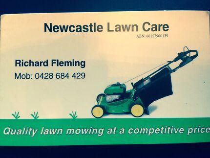 Newcastle Lawn Care  Newcastle 2300 Newcastle Area Preview