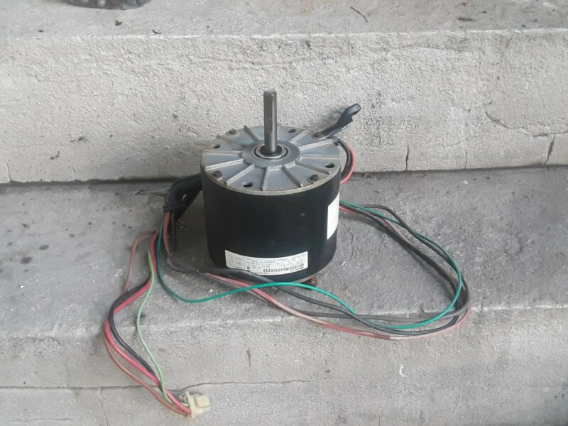 York Coleman Luxaire Genteq OEM Condenser Fan Motor F48AA68A50 - used