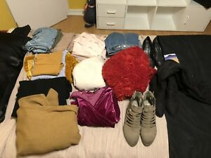 Huge Clothing and Shoe sale!!