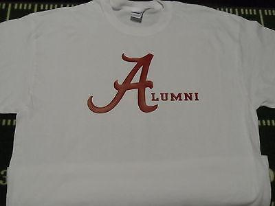 University of Alabama Crimson Tide Alumni T-shirt Crimson University