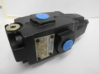 Vickers Rct-03-f2-30 475-2000 Psi Hydraulic Pressure Control Valve