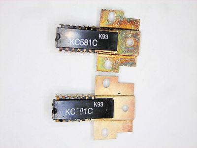 "LB1416  /""Original/"" SANYO  14P DIP IC with Heat Sink Tab 2  pcs"