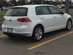 Volkswagen 2017 lease