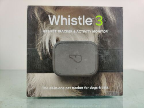 Whistle 3 Gps Pet Tracker  - $32.00