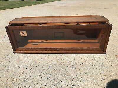 RARE 1915 GLOBE WERNICKE® SECTIONAL BOOKCASE PRICE LIST LOWER PRICED BLACK//WHITE