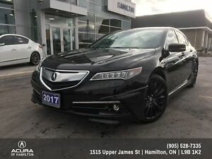 2017 Acura TLX Elite with Aero Kit !! NICE!!