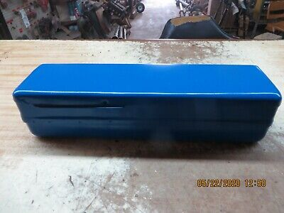 Ford Tractor 2000300040005000 7000 2600360046 Etc Fender Mounted Tool Box