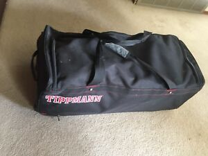 Paintball bag gear lot
