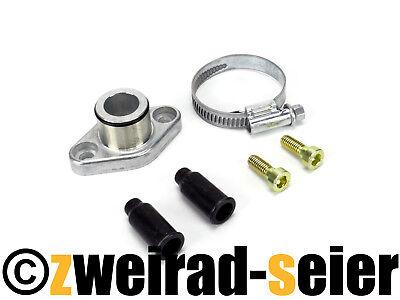 Kleiner O-ring (Set Flanschstutzen + O-Ring, Kleinteile und Gummischutzkappen - Bing-Vergaser)