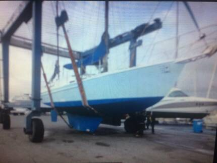 Sailing Yacht Boro Bonito 42ft