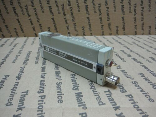 Hewlett Packard Keysight Receiver w/ Laser Interferometer 10780C