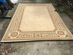 Firenze ivory nealane CARPET 200cm x 290cm Beecroft Hornsby Area Preview