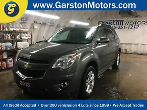 2013 Chevrolet Equinox LT*BACK UP CAMERA*PHONE CONNECT*ECO MODE*