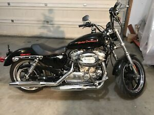 Sportster 883 Super Low ( 1153 kms )