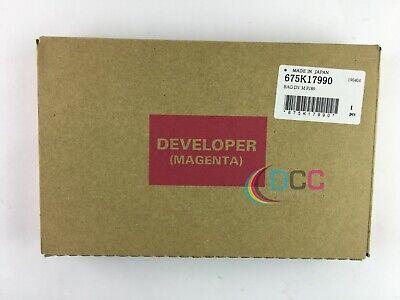 Oem Xerox Magenta Developer 675k17990 Docucolor 240250260