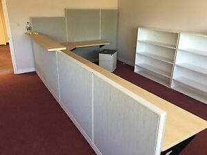 Business front desk