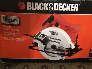 Black and decker saw for sale