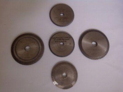 5 Ilco 8-cu9-uc6mc10cw-19mc . Key Cutting Machine Milling Cutter Blade 6