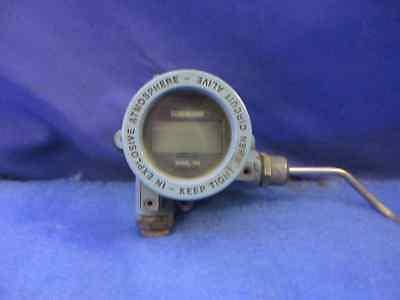 Rosemount 644hak5j6m5f6 Smart Temperature Transmitter 100deg C 1 Year Warranty