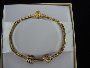 Emma & Roe / Michael Hill Jeweller Gold Bracelet with Charms Riverhills Brisbane South West Preview