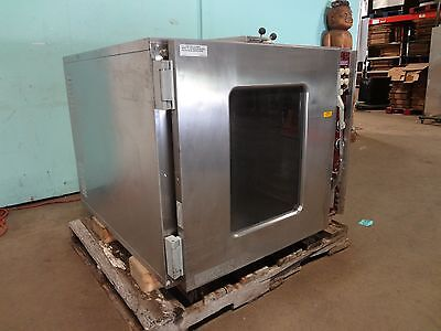 Hobart H.d. Commercial Electric Combi Oven - Bakes-dry Steam Or Combination