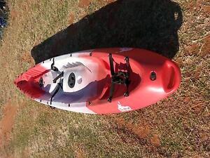 Eco tandem kayak Mildura Centre Mildura City Preview