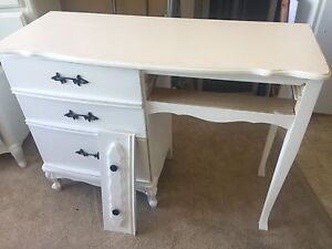 French Provincial Desk - Needs TLC $40