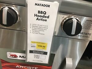 Matador BBQ Hooded Artise Kearneys Spring Toowoomba City Preview