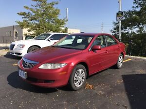 2004 Mazda 6 for sale with SAFETY