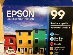 Epson 98 99 ink cartridges