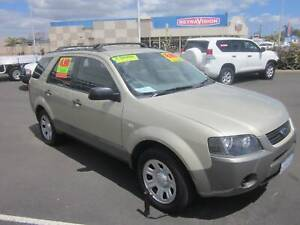 2007 Ford 7 Seat Territory Wagon Geographe Busselton Area Preview