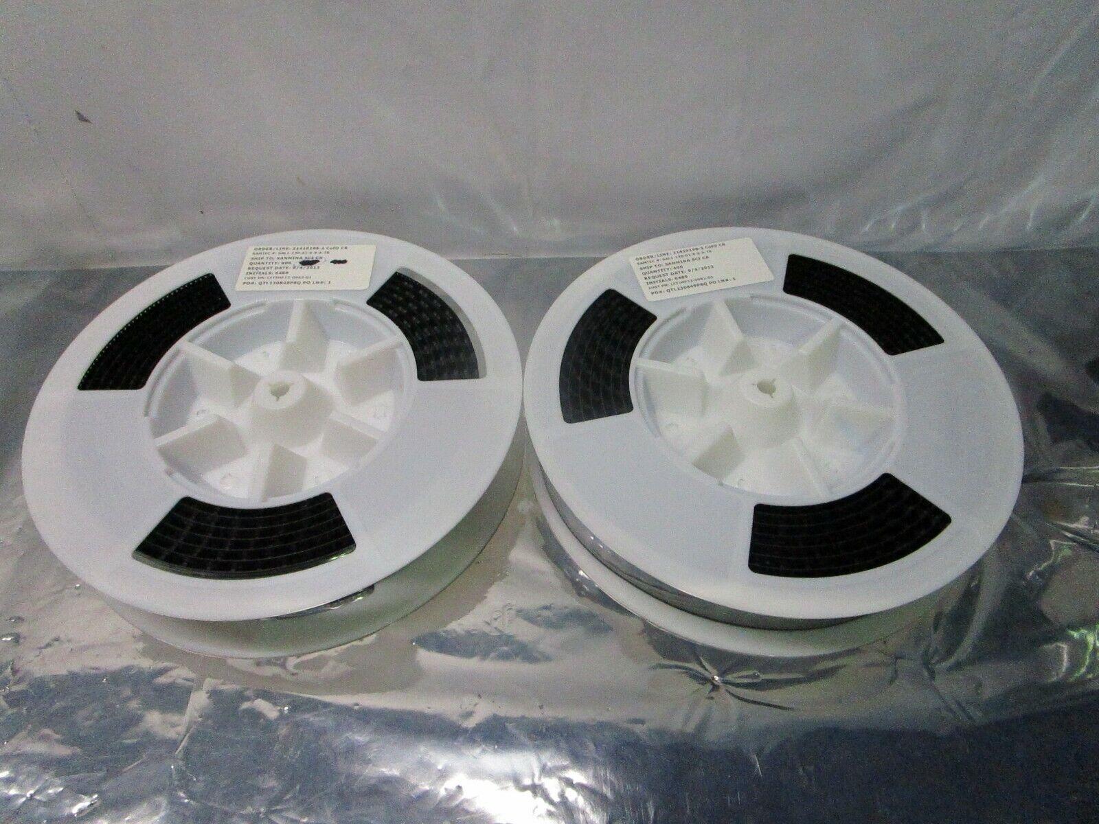 1 Lot of 750 SAMTEC SAL1-130-01-S-S-A-TR Connectors, 102328