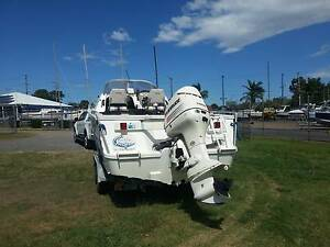 2005 stacer 605   OCEAN RUNNER Goodna Ipswich City Preview