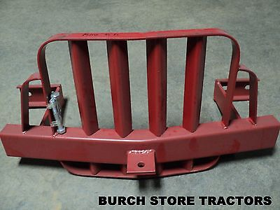 New Front Bumper For Massey Ferguson 50 Or 60 Tractor  Usa Made