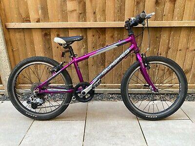 Islabikes Beinn 20 Purple Childs Kids Bike Ages 6+