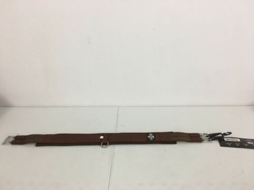 """Professionals Choice Ventech SMx English Girth 46"""" Brown"""
