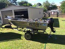 375 Clark tinny Deagon Brisbane North East Preview