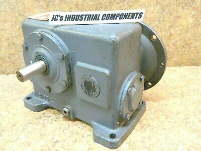 Browning  1501 Ratio  Worm Gear Speed Reducer 56c 206dcr-l150e