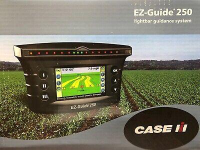 Trimble Ez Guide 250 Gps Lightbar W Ag15 Antenna Upgrade Case Ih